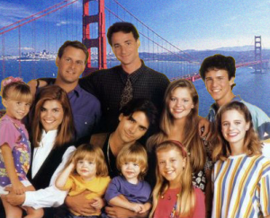 Who doesn't love Full House!
