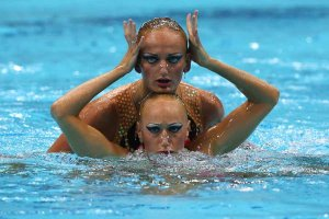 Why so serious? Not actually me, but I enjoy this representation of synchro...